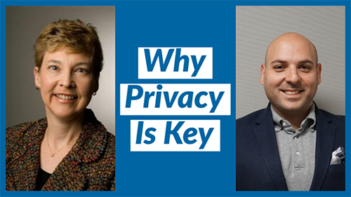 Interview with Julie McEwen on why privacy is key