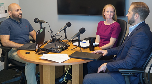 Dan Frisk and Paula Randall on bringing innovation to government