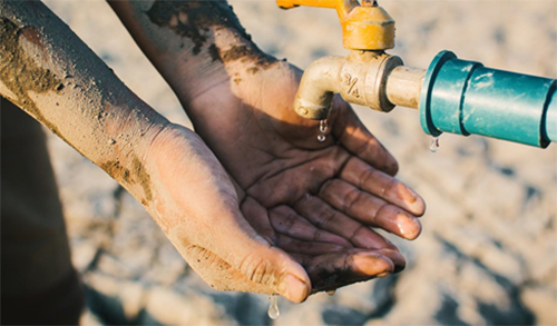 Uniting to Fight the Global Water Crisis